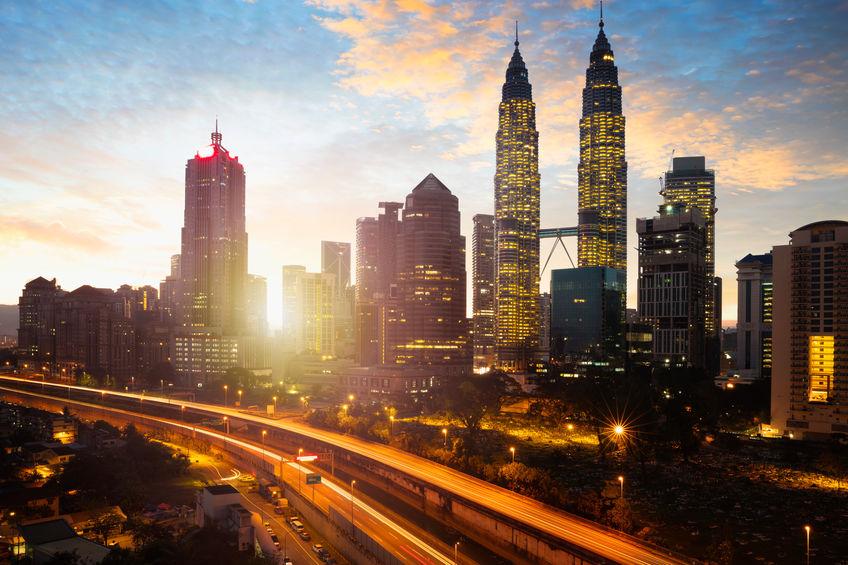Kuala Lumpur landscape