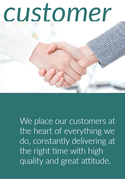 Customer Focus - We place our customers at the heart of everything we do, constantly delivering at the right time with high quality and great attitude. We relentlessly rise to exceed customers' expectations with the IJM Mark of Excellence.